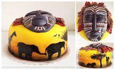 African Cake.