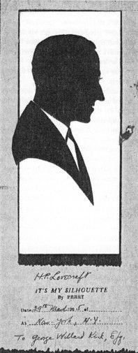 1925, March 29 – Silhouette by Perry.
