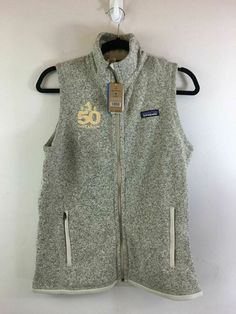 Patagonia Better Sweater, Cool Sweaters, Vest, Beige, Jackets, Women, Fashion, Down Jackets, Moda