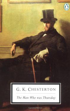 The Man Who Was Thursday | GK Chesterton |