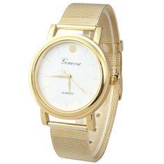 Women Watches Men relogio feminino skmei High Quality  New Lady Style Gold Classic Womens Quartz Stainless Steel Wrist Watch45* #Affiliate