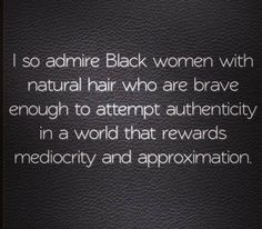 Black Women and Natural Hair!
