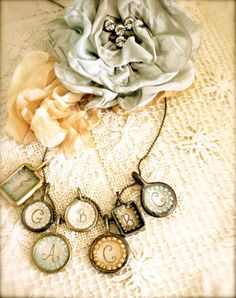 vintage handmade jewelry