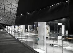 CULTURE CHANEL   The Exhibition, Guangzhou   China exhibit design