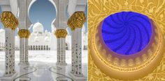 See Inside The Whitest and Most Majestic Mosque Ever Built: Sheikh Zayed , Abu Dhabi