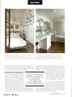 Elle Mexico pag 9 de 9 Carolina Aubele en Buenos Aires   Prensa Carolina Aubele www.carolinaaubele.com Para conocer las actividades de su centro de moda e imagen www.maisonaubele.com