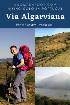 Hiking Solo the Via Algarviana in Portugal. part: from Alcoutim to Vaqueiros. - Home Decor -DIY - IKEA- Before After Hiking Europe, Europe Travel Tips, Travel Guides, Travel Advice, Winter Destinations, Amazing Destinations, Travel Destinations, European Destination, European Travel
