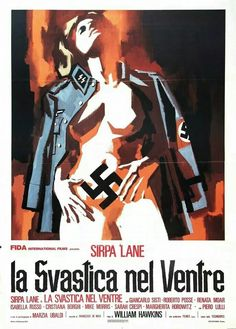 The style of Italian film poster s