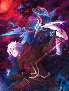 Riku and Shuvi