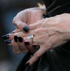 Angelina Jolie - Brad Pitt designed the 16-carat ring, worth $500,000, that he gave to longtime partner Angelina Jolie.