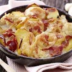 La chouflette - Expolore the best and the special ideas about French recipes Devilled Eggs Recipe Best, Deviled Eggs Recipe, Healthy Dinners For Two, Dinner Healthy, Gratin Dish, Health Dinner, Cooking Recipes, Healthy Recipes, Best Dinner Recipes