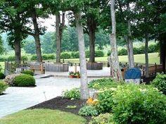 West Virginia Wedding Venues  Daniel Vineyard   Reception Area, imagine nighttime, hanging lights, streamers, music. . .