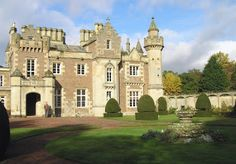 ABBOTSFORD. The Queen has reopened Abbotsford, Sir Walter Scott's home ...