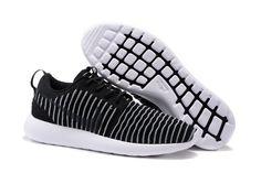 best authentic b8d10 8a03e Nike Flyknit Roshe Run Two Black White https   tumblr.com ZRlNZd2NbZSTt