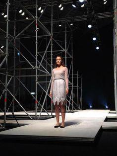 LARA KLAWIKOWSKI at Design Indaba 2014... runway photos