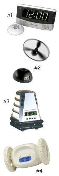 Alarm Clocks for ADHD Families  Having trouble getting out of bed in the morning? Find help and hope with these ADD-friendly alarm clocks.
