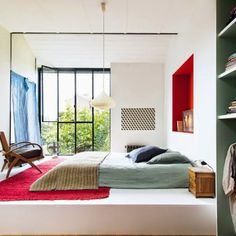 Are you thinking of having a fireplace in bedroom? Then check out these unique bedroom fireplace design ideas and get the inspiration you need right now! Bedroom Fireplace, Fireplace Design, Transformers, Master Bedroom, Bedroom Decor, Loft, Awesome Bedrooms, Bedroom Styles, Marie Claire