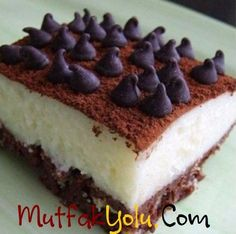Hello Culinary Path readers, today we will prepare a cake recipe that you do not come across like your wife. Albanian Recipes, Turkish Recipes, Pasta Torte, Pavlova, Turkish Sweets, Russian Cakes, Cake Recipes, Dessert Recipes, Pudding Cake