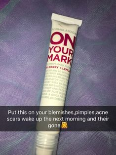 Best acne scar fading product ever!✨
