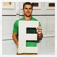 A personal favorite from my Etsy shop https://www.etsy.com/listing/234445796/wooden-letters-letter-e-wooden-letter-r