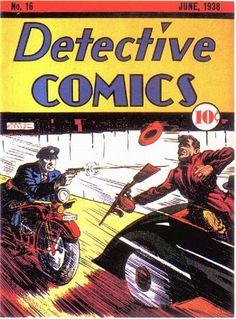 Detective Comics #16