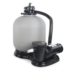 Hayward 16 In Polymeric Sand Filter System With 1 Hp