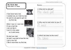75 Best Worksheets reading comprehension images | Reading ...