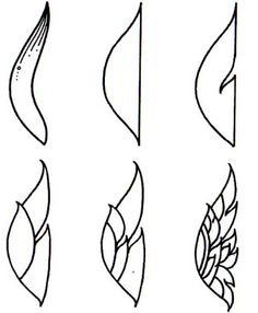 Basic Design of Lai Thai by Petal of the lotus