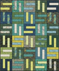 Lets Quilt Something: Slippery Slides - Free Quilt Pattern - Jelly Roll