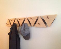Used Woodworking Tools For Sale Diy Coat Rack, Coat Hanger, Wall Hanger, Hangers, Woodworking Bench Plans, Wood Plans, Woodworking Projects, Woodworking Classes, Woodworking Shop