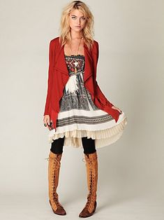 everything, but the lace up boots. just some plain boots for me, please. free people