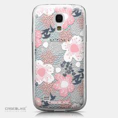 CASEiLIKE Samsung Galaxy S4 mini back cover Japanese Floral 2255