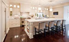 Love this neutral kitchen