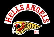 The Hells Angels Motorcycle Club, started on 17/3/1949, by the Bishop family, American war immigrants in Fontana, CA is a worldwide one-percenter white supremacist motorcycle club. Members typically ride Harley-Davidson motorcycles. The predominantly white male organisation is considered an organised crime syndicate by the U.S. Dept. of Justice. In the U.S. & Canada, the Hells Angels are incorporated as the Hells Angels Motorcycle Corp. 4 more info,click the link to the Wikipedia page.