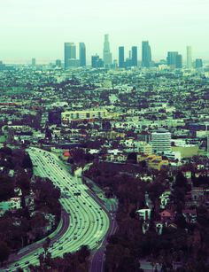 Los Angeles-dirty and not a really beautiful city-but still worth to travel there!