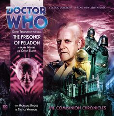 Doctor Who The Companion Chronicles - The Prisoner of Peladon http://esopodcast.com/review-doctor-who-the-companion-chronicles-the-prisoner-of-peladon/