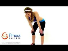 Fitness Blender's When I Say Jump HIIT Cardio Workout Round 2 - 28 Min High Intensity Interval Training