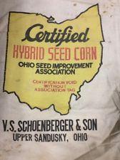 OH Certified Schoenberger Upper Sandusky, Ohio 16x28.5