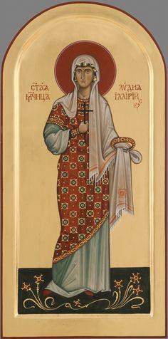 saint Lydia of Illiria