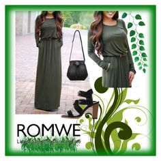 """""""Romwe II/7"""" by m-sisic ❤ liked on Polyvore"""