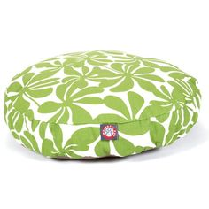 Majestic Pet Plantation Round Pet Bed Sage - 78899550615