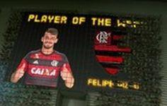 BLOG: Vizeu made impact! Atacante do Fla é eleito nosso Player of the Week