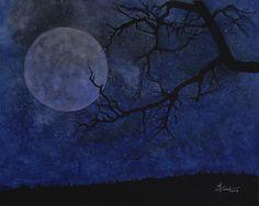 Night Starry Skies Series Vol 3 - WetCanvas