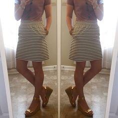 i love a skirt with pockets. hope y'all had a great sunday! //    // #ootd �...... @liketoknow.it www.liketk.it/1k9ax #liketkit
