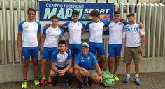 C maschile, dopo i test atletici si va a Les 2 Alpes