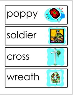 We Remember - a Mini Unit for Veteran& Day Remembrance Day Activities, Veterans Day Activities, Teacher Toolkit, Cross Wreath, Armistice Day, Anzac Day, Love Holidays, Critical Thinking Skills, Teaching Kindergarten