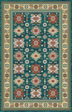 Fresh Teppich orientalisch x cm Mehrfarbig Wolle Kollektion