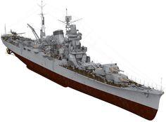 IJN Heavy Cruiser Tone on Behance