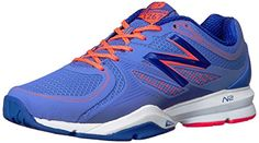 New Balance Womens WX1267 Training ShoeBlue95 D US >>> Details can be found by clicking on the image.