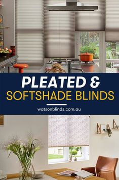 Keep your home comfortable and shaded all year round with pleated and softshade blinds! Made from an anti-static fabric to repel dust and dirt and our fabric options also provide protection against heat and glare to reduce UV damage to upholstery and fittings. Get in touch to install custom blinds for your home now!   #BlindsForFrenchDoors #BlindsForLivingRoom #BlindsForBedroom #Canberra #WindowTreatmentAustralia Blinds For French Doors, Blinds Online, Cottage Windows, Bedroom Blinds, Custom Blinds, Retractable Awning, Shades Blinds, Window Treatments, Living Area